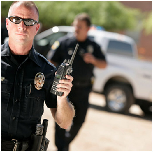 Mobile Radio for Law Enforcement