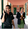 School two-way radio customer