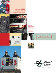 David Clark wireless headset systems