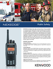 Kenwood Public Safety Brochure