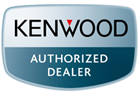 Kenwood Authorized Dealer