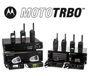 motorola mototrbo two-way radios